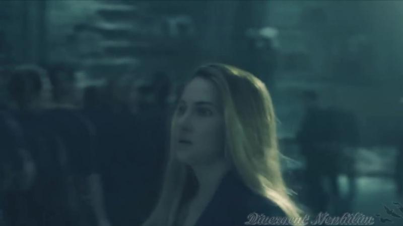 Tris Eric • Dark in my imagination [AU]
