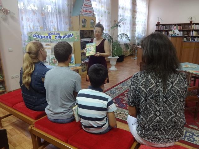 день тигра, занятия с малышами, донецкая республиканская библиотека для детей, отдел обслуживания дошкольников и учащихся 1-4 классов