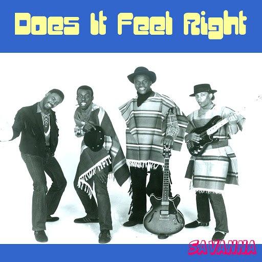 Savanna альбом Does It Feel Right