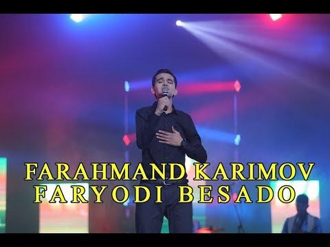 Фарахманд Каримов - Фарёди бесадо 2018   Farahmand Karimov - Faryodi besado 2018