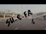 Анвар Халилулаев и Таисия Вилкова в короткометражном фильме «СУ-Е-ФА»