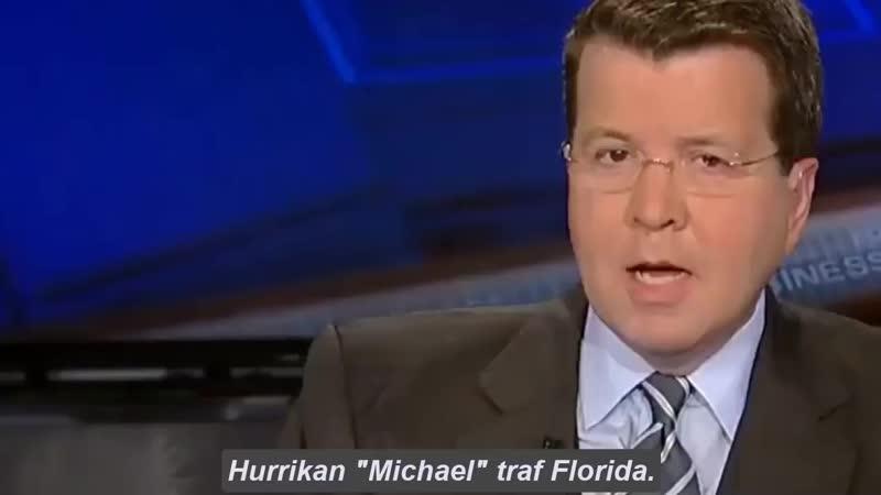 "Hurrikan _""Michael_"" traf Florida.Ураган _""Майкл_"" обрушился на Флориду."