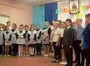 Клятва пятиклассников и напудствующие слова от мэра города ШОК