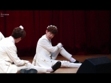 FANCAM 29.04.18 Chan - Only One @ UNB 7th Fansign CTS Art Center