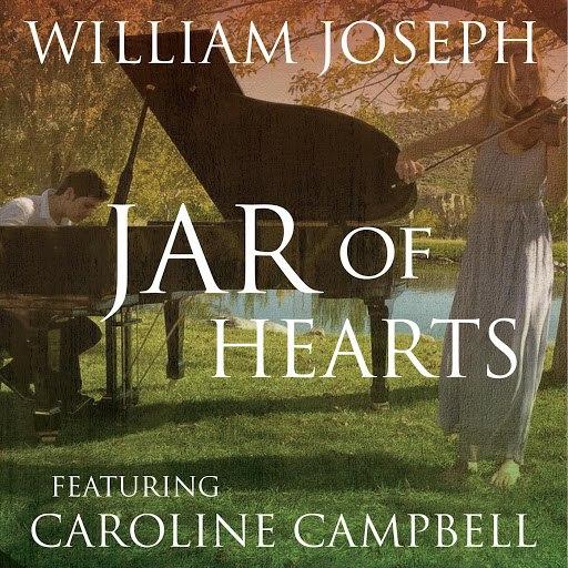 William Joseph альбом Jar of Hearts (feat. Caroline Campbell)
