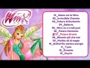 Winx club All transformations songs