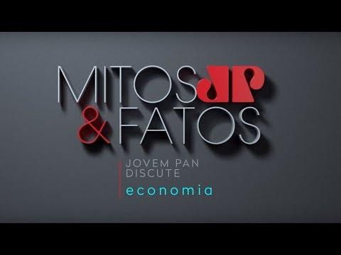 AO VIVO Fórum Jovem Pan Mitos Fatos - Economia