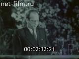 Николай Черкасов. Конгресс мира