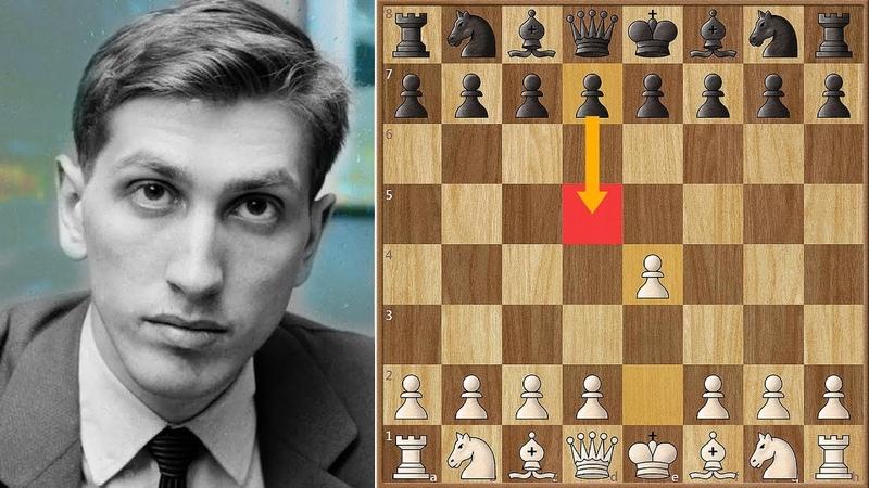 Bobby Laughed at Black's First Move | Fischer vs Addison | Palma de Mallorca Interzonal (1970)