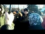 Уфа. Митинг и задержания