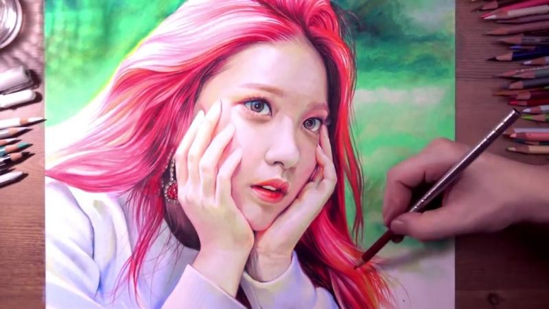 Red Velvet - Yeri by drawholic