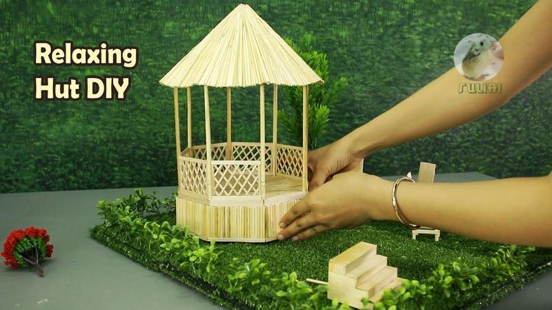 Building a Relaxing Hut