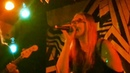 """Kara Zor-El on Instagram: """"My honey @noctilucant snagged this clip from our show last night. 😈 witchvocals screams growl livemusic themotherth..."""