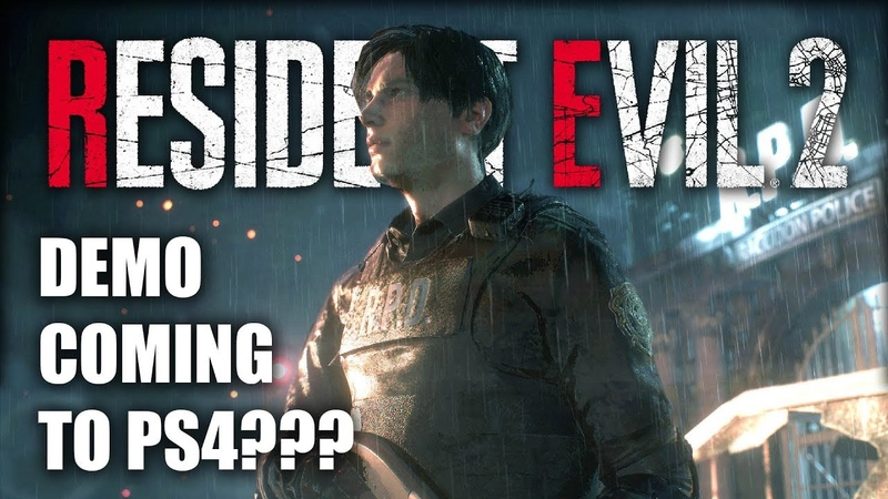 Is Resident Evil 2 Remake Demo Coming To PS4? Capcom Drops Clues | RE2 Remake