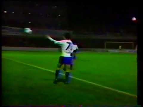04 11 1976 КОК 1 8 финала 2 матч Хайдук Сплит Югославия Атлетико Мадрид Испания 1 2