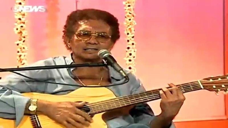 Reginaldo Rossi - Garçom/A Raposa As Uvas/Mon Amour, Meu Bem, Ma Femme (Sarau Globo News) 720p HD