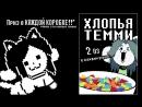 ХЛОПЬЯ ТЕММИ СУХОЙ ЗАВТРАК RUS