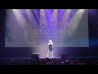 Мари - Ailee - I will go to you like the first snow - IdolCon 2018