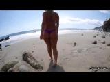 Candice Dare - Beach bg sceneHD 720 секс, sex, анал, anal , cum, cumshot, минет, blowjob, лесби, порно, porno,секс,