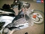 В Ельце на ул. Коммунаров пострадал несовершеннолетний водитель мопеда