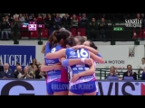 Unbelievable Volleyball Long Rally😱. Womens Volleyball.