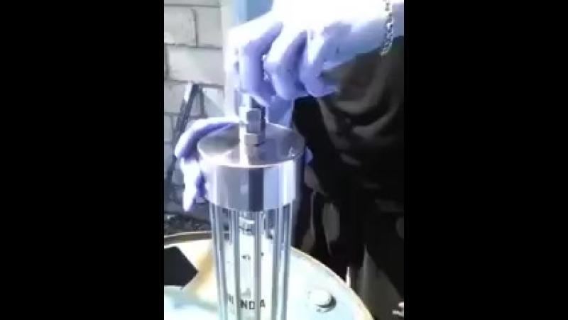 Прикол с водочкой