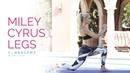 Miley Cyrus Legs Rebecca Louise