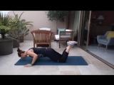 Комплекс для мышц спины, груди и рук