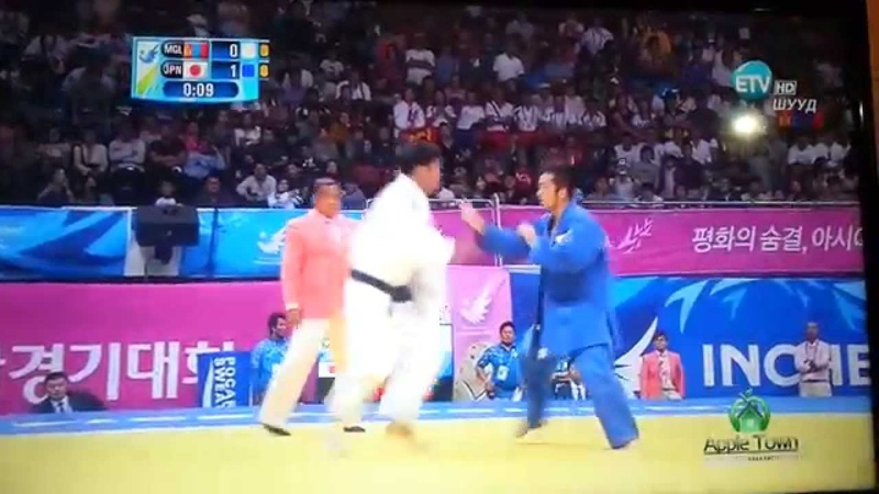 17th Asian Games INCHEON 2014 JUDO Men -73kg Gold Medal
