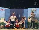 Сборная Москвы МАМИ Приветствие КВН Высшая лига 2002 Первая 1 8 финала
