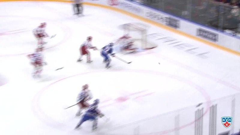 Моменты из матчей КХЛ сезона 14/15 • Саммари матча СКА- ЦСКА (4:1) 01.04