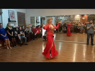 Импровизация от Аллы Клосинской. Belly Dance