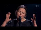 Юлия Валеева -- Мыразбиваемся Голос 6 2017 первый канал