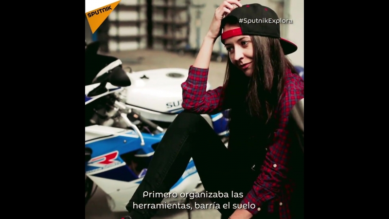 Лана Хард, настоящая страстная девушка о мотоциклах, рассказывает нам, как это сделать.