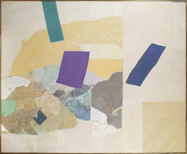 Кэндзо Окада — японский художник, представитель абстрактного экспрессионизма. Родился: 28 сентября 1902 -1982