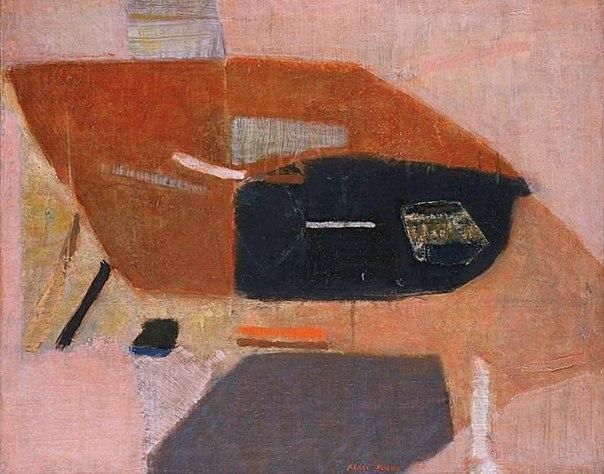 Кэндзо Окада — японский художник, представитель абстрактного экспрессионизма.