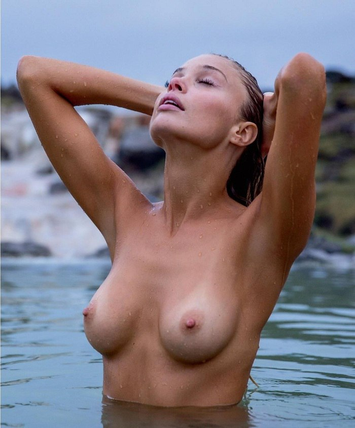 Cuthbert elisha sexy video