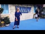 Meryl Streep. Premiere Mamma Mia. Here we go again