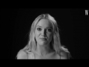 Dakota Fanning on The Bachelor, The Alienist, and Britney Spears _ Screen Tests _ W Magazine