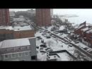 Снегопад и Мороз во Владивостоке 19 1 18 Дмитриев Дмитрий