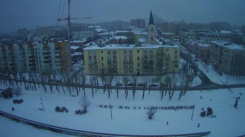 Hubsan H501SS - Снег