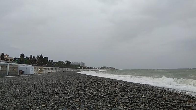 Неспокойное Чёрное море