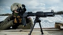 Russia's National Guard has acquired the SV 98 7 62 mm bolt action sniper rifle