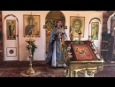 Проповедь о.Виктора на Литургии 21.09.18 г.