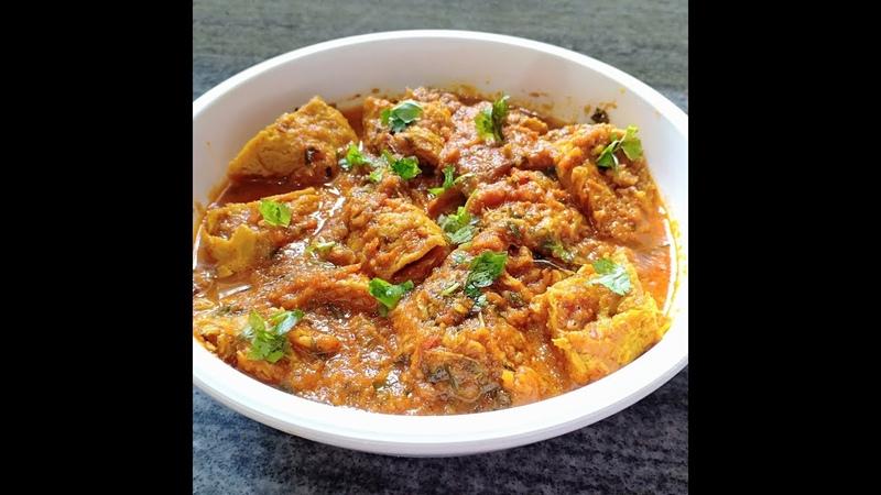 How to Make Soya Chaap Curry | Soya Chaap Recipe | Soya Chaap with Gravy