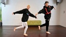 Girlfriend Teaches Me How To Dance Ft. Jordyn Jones!