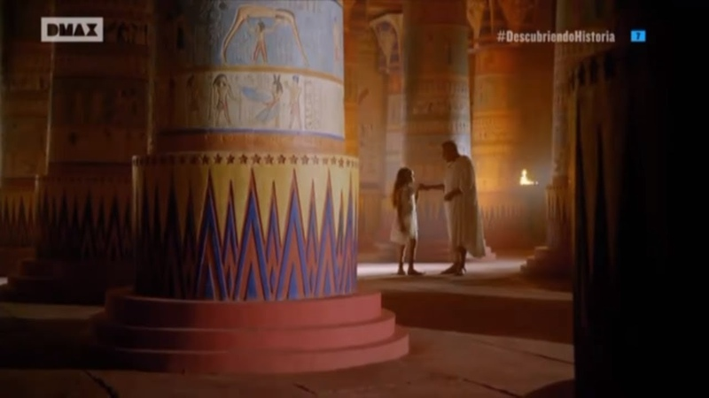 La vida secreta de Cleopatra reina del ancestral Egipto