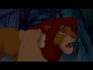 The Lion King - разговор симбы и налы