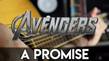 A Promise (The Avengers) Guitar Cover DSC