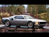 The Ford Mach 40, the Perfect Fusion of a 1969 Mustang Mach 1 and a 2006 GT
